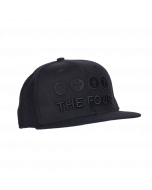 """THE FOUR Cap """"original"""" schwarz"""