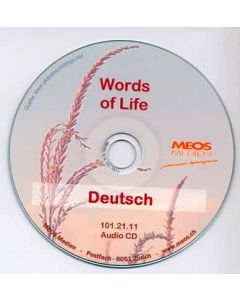 "Global Recordings CD ""Words of Life"" Deutsch"