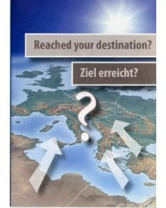 Reached your destination? Englisch