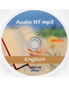 Audio NT MP3 - English