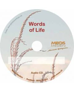 "Global Recordings CD ""Words of Life"" Englisch"