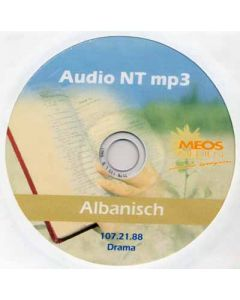Audio NT MP3 - Albanisch