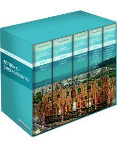 Edition C Bibelkommentar - Neues Testament (im Schuber)
