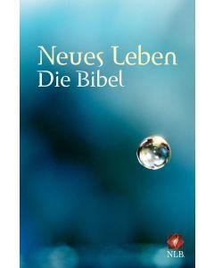 Neues Leben. Die Bibel - Motiv Tropfenperle (Taschenausgabe)