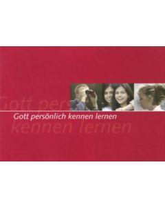 Gott persönlich kennenlernen