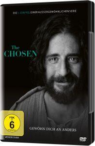 The Chosen - Staffel 1 (Doppel-DVD)
