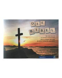 Broschüre «Die Bibel - der Schlüssel für das Leben»