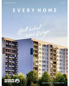 Every Home Magazin Juli 2018