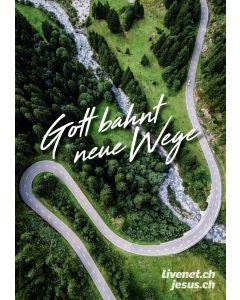 Gott bahnt neue Wege