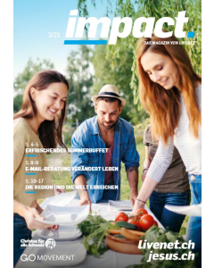 Impact Magazin Juni 2021