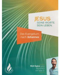 Johannes-Evangelium Sonderausgabe (Nick Vujicic)