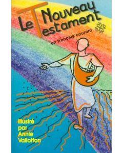 Le nouveau Testament - französisch