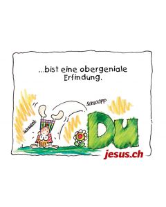 Kleber Du A6 (jesus.ch)