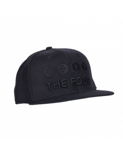 "THE FOUR Cap ""original"" schwarz"