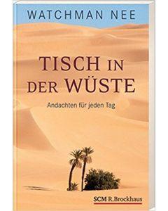 Tisch in der Wüste