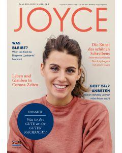 JOYCE - Jahresabo (Gutschein)