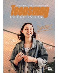 Teensmag - Jahresabo (Gutschein)