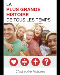 La plus grande histoire de tous les temps (Französisch)
