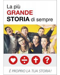 La più granda storia die sempre (Italienisch)