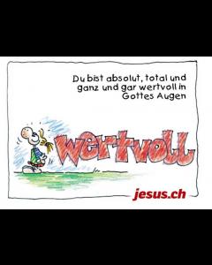 Kleber Wertvoll A8 (Jesus.ch)